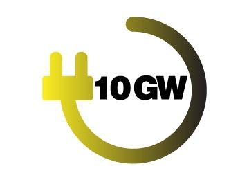 10 Гигаватт солнечной энергии в 2010-м году!