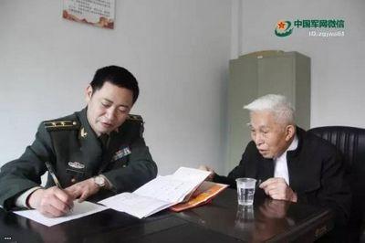 87-Летний часовой обнаружился в китае - «военные действия»
