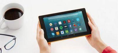 Amazon представила бюджетные планшеты all-new fire 7 и all-new fire hd 8 и их версии kids edition