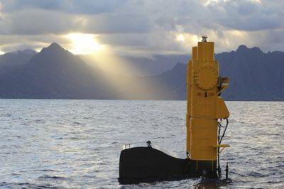 Американские энергетики тестируют новое устройство для получения энергии из океанских волн
