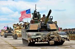 Американские войска на украине: чем ответит москва? - «новости дня»