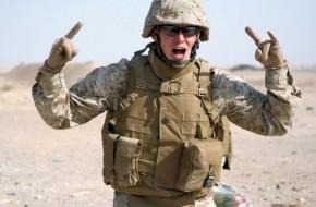 Американский солдат: «хотите знать, почему мы боимся русских?» - «новости дня»