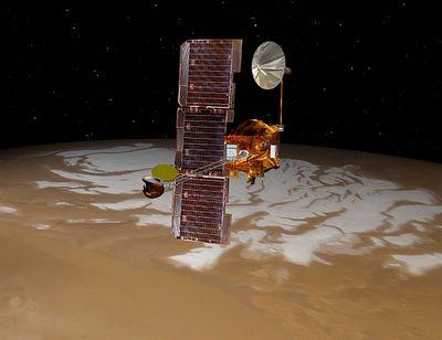 Аппарат кьюриосити сел на марсе и прислал первые фотографии