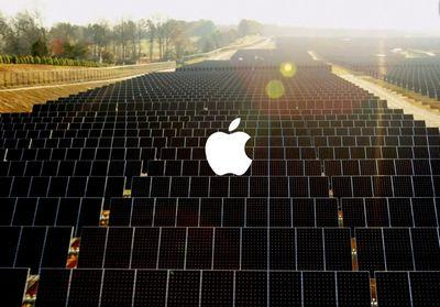 Apple строит солнечную электростанцию на 17.5 мвт