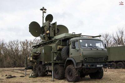 Армия-2016. рэб. комплекс красуха-4 - «военные действия»