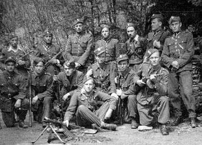 Армия крайова в белорусском полесье. банда басты. часть ii - «военные действия»