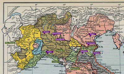 Артиллерия европы в 1505–1515 годах. часть i