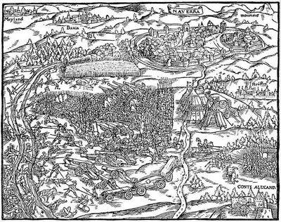 Артиллерия европы в 1505–1515 годах. часть ii
