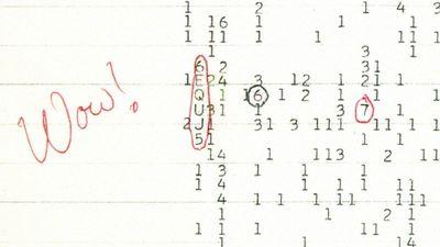 Астрофизики раскрыли тайну внеземного сигнала wow!