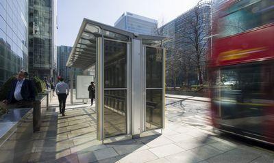 Автобусная остановка с солнечными панелями может обеспечить энергией целый дом
