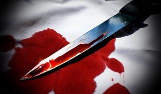 Бабушка изрезала ножом непослушного внука