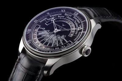 Baselworld 2014: часовые технологии xxi века