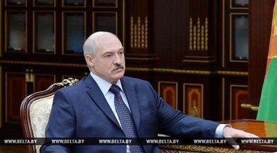 Белоруссия прощается с санкциями - «военные действия»
