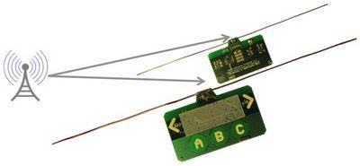 Беспроводные устройства смогут собирать энергию радиоволн