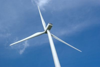 Бетонные опоры для ветряных турбин увеличат производство энергии