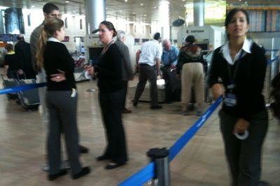 Безопасность в аэропорту имени бен-гуриона. часть ii