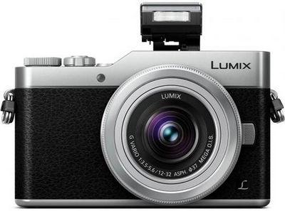 Беззеркальная камера panasonic lumix dmc-gf9 весит 269 г
