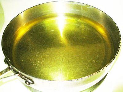 Биодизель со сковородки