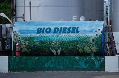 Биотопливо. движение в неверном направлении?