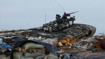 Битва за высоту 307,9 под санжаровкой - «военные действия»