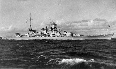 Бой у мыса нордкап 25-26 декабря 1943 г. - «военные действия»