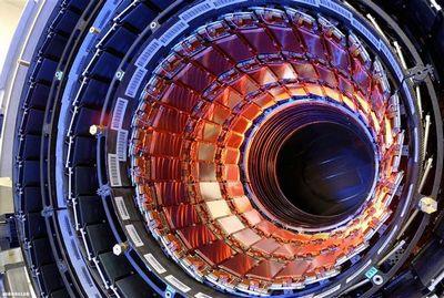 Большой адронный коллайдер поставил очередной рекорд