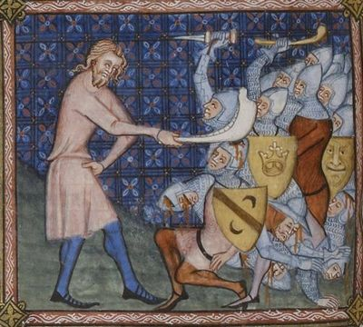 Чем бы добить беднягу рыцаря? (мечи и кинжалы средневековья – часть третья) - «военные действия»