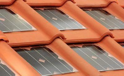 Черепица с солнечными панелями – масштабируемая энерго-крыша