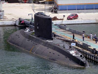 Черная дыра: боевой корабль проекта 877