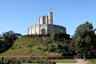 Что нам стоит дом построить. специфика средневековой фортификации