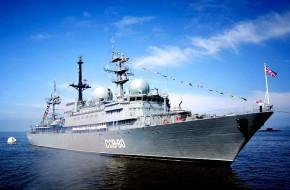 Что «вынюхивает» разведывательный корабль вмф россии у побережья сша - «новости дня»