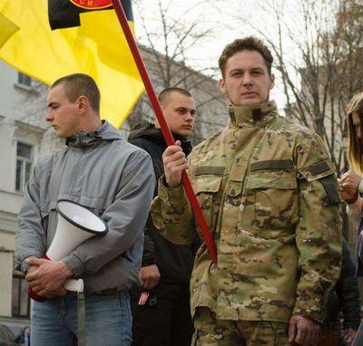 Цэ европа. в одессе правосеки требуют расследования событий 2 мая 2014, угрожая новым 2 мая - «военные действия»