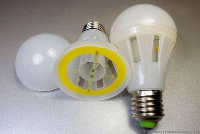 Crystal ceramic mcob — новая технология светодиодных ламп