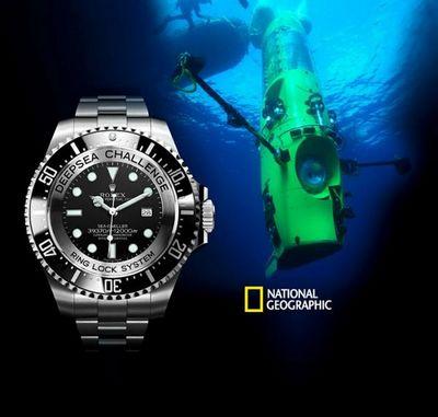 Deepsea challenger: кэмерон надне марианской впадины