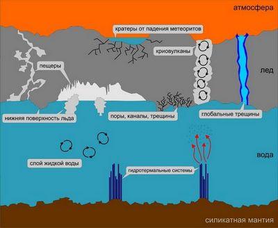 Дейтериевая вода в значительной степени повлияла на развитие жизни?