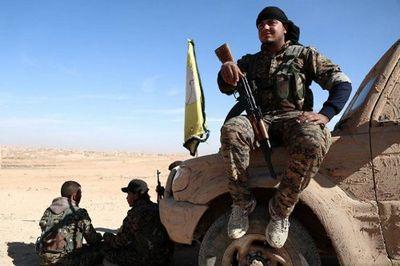 Демократические силы сирии перекрыли дорогу на ракку - «военные действия»