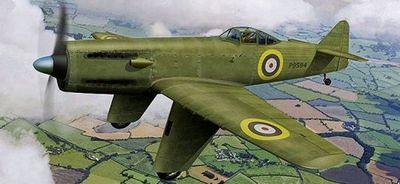 День невезучих самолетов - «военные действия»