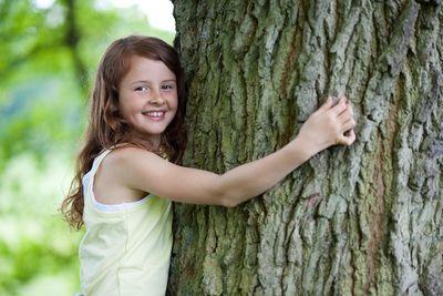 Деревья могут спасти города отгрязного воздуха