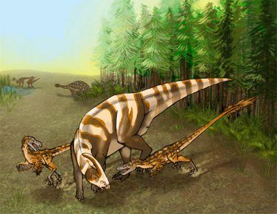 Девять удивительных динозавров, открытых в2015 году