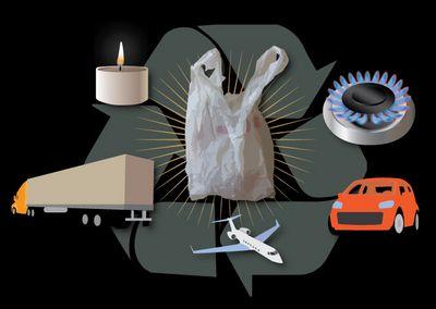 Дизельное топливо из пластиковых пакетов