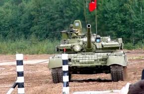 Для чего сбербанку танковый полигон? - «новости дня»