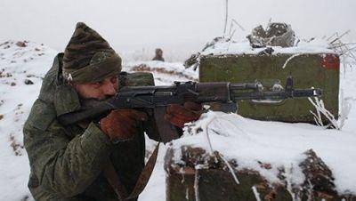 Днр заявляет о резком обострении обстановки на линии соприкосновения - «война»