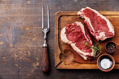 Если есть меньше мяса, можно спасти людей иземлю