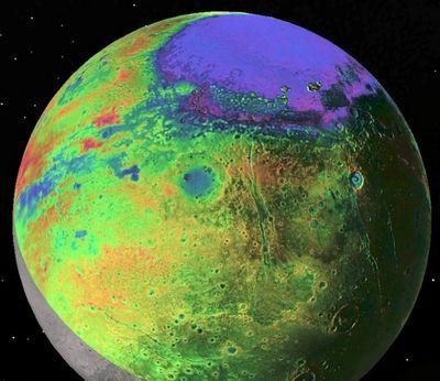 Естьли жизнь вокеане плутона?