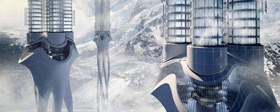 Evolo skyscraper competition: самые крутые небоскрёбы вмире