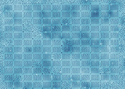 Физики побили рекорд плотности записи информации