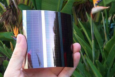 Флуоресцентное будущее солнечных батарей