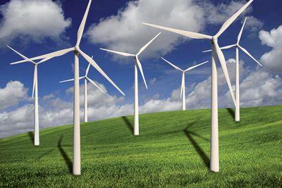 Французская компания строит ветропарк в марокко