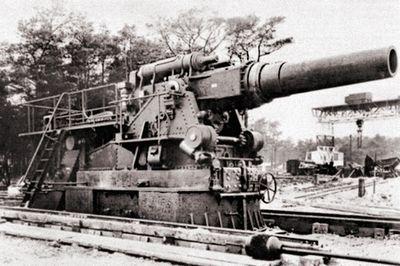«Гамма» – орудие-монстр