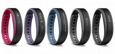 Garmin vivosmart совмещает в себе функции фитнес-трекера и «умных» часов